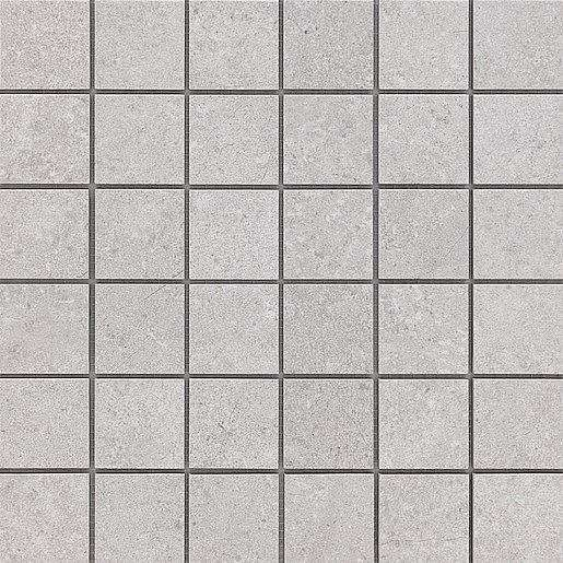 Mozaika Sintesi Project silver 30x30 cm mat ECOPROJECT12920