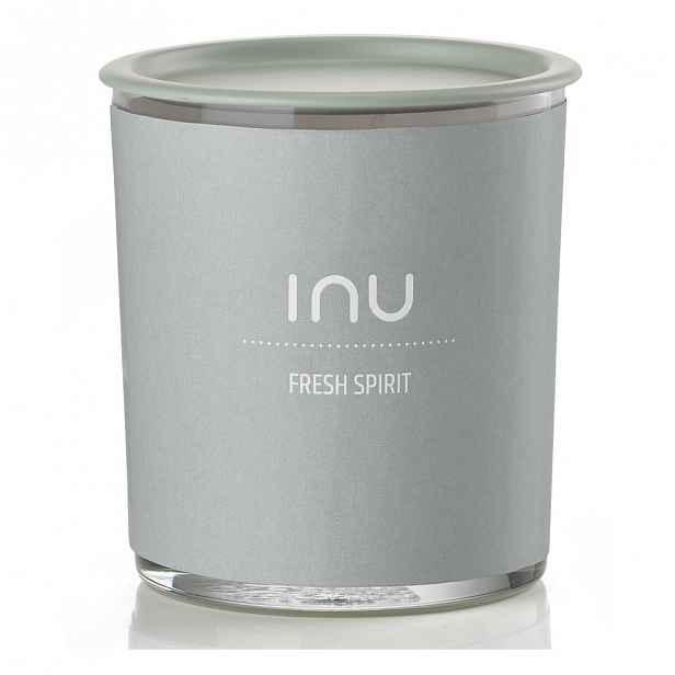 Vonná svíčka ze sójového vosku Zone Inu Fresh Spirit,dobahoření35h