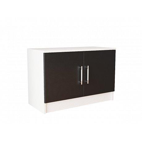 Botník MÁŠENKA TB-101, bílá/černá