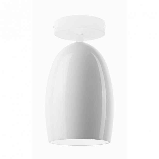 Bílé stropní svítidlo Sotto Luce UME Elementary CP 1C Glossy