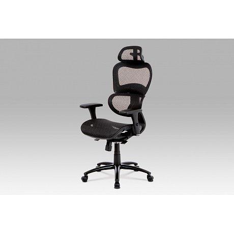 Kancelářská židle, černá - 66 x 70 x 120-130 cm