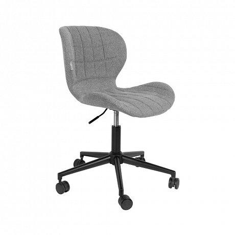 Šedá kancelářská židle Zuiver OMG - 80 x 51 cm