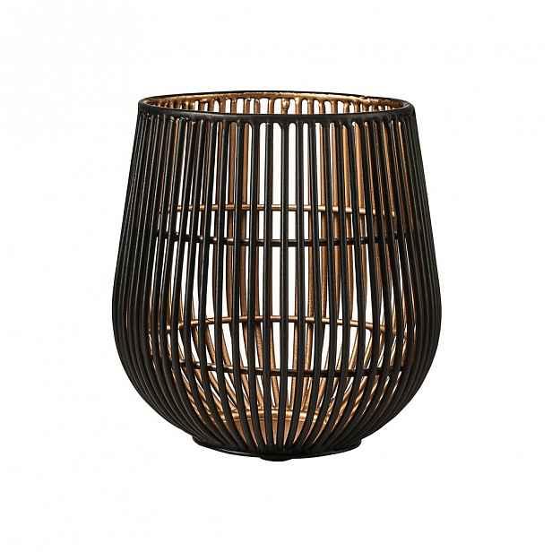 Butlers YOKO Svícen na čajovou svíčku 13 cm