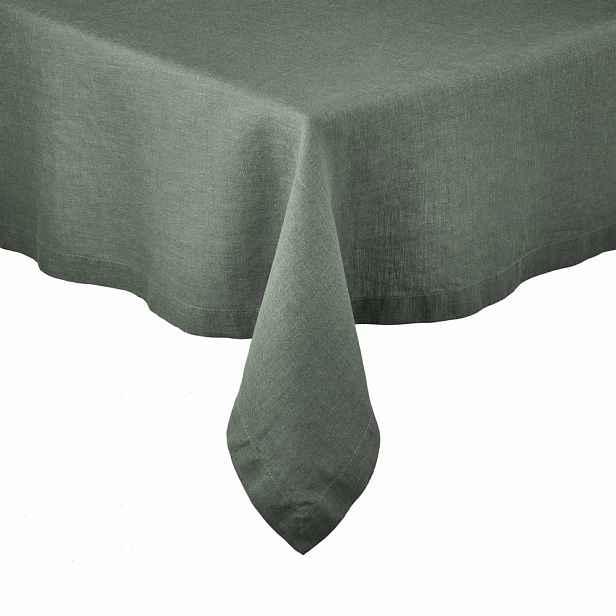 Butlers RIGA Ubrus 300 x 160 cm - zelená