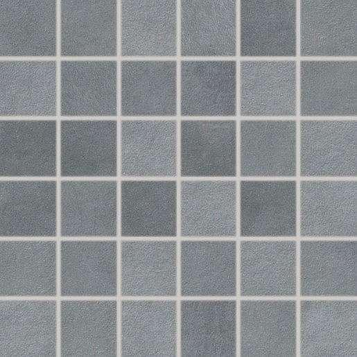 Mozaika Rako Extra tmavě šedá 30x30 cm mat DDM06724.1
