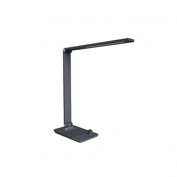 Stolní LED lampa Panlux MASTER, 3000-5000K, šedá