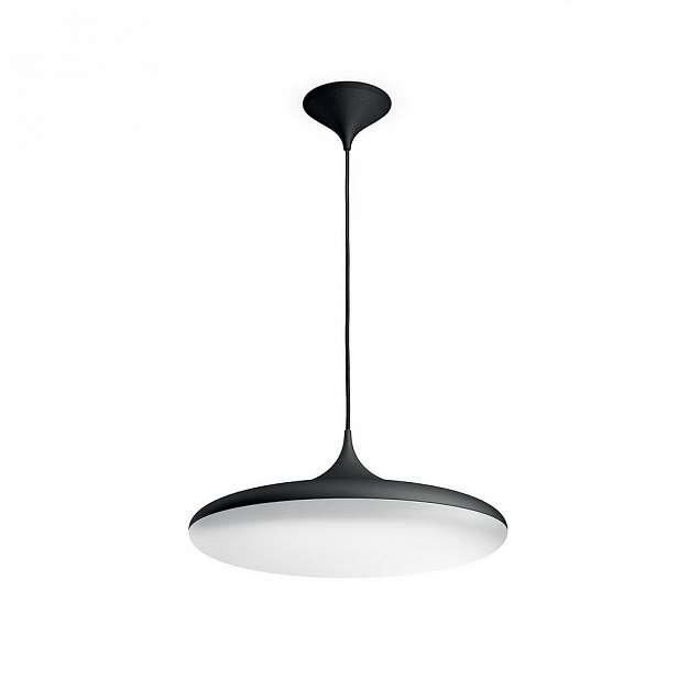Svítidlo LED závěsné 39W, Philips Hue Cher černá