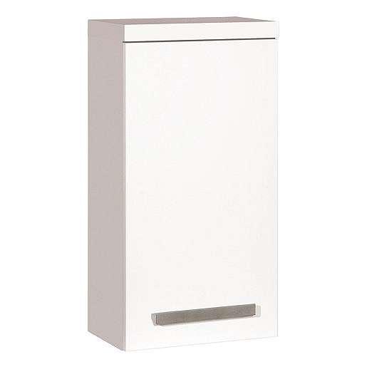 Koupelnová skříňka nízká Naturel Cube Way 32,5x20 cm bílá lesk CUBE2H32BL