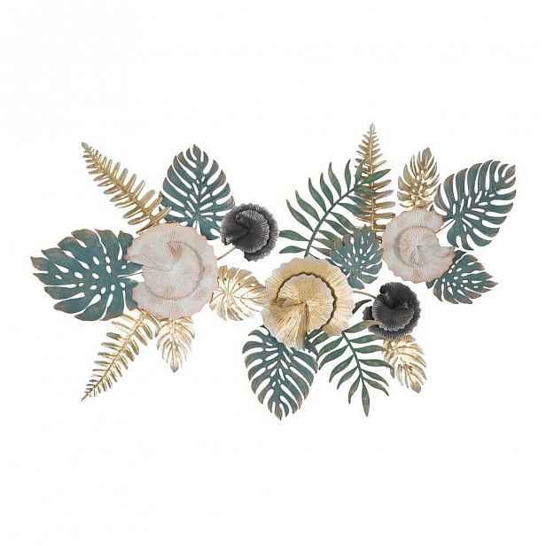 Železná nástěnná dekorace Mauro Ferretti Amaz, šířka 115 cm