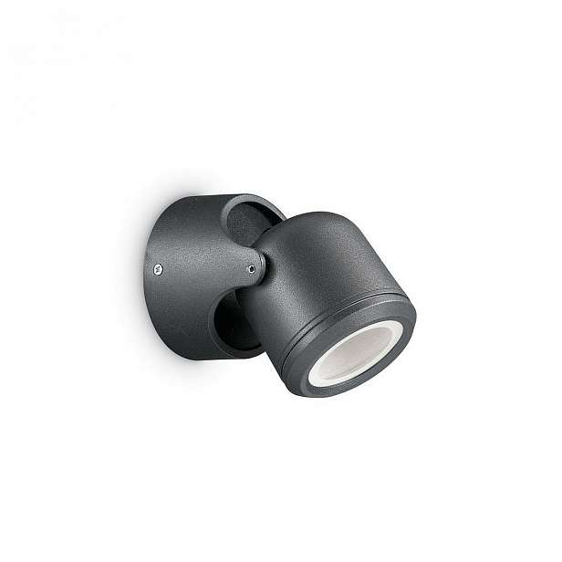 Svítidlo venkovní GU10 IP44, Ideal Lux Xeno AP1 černé