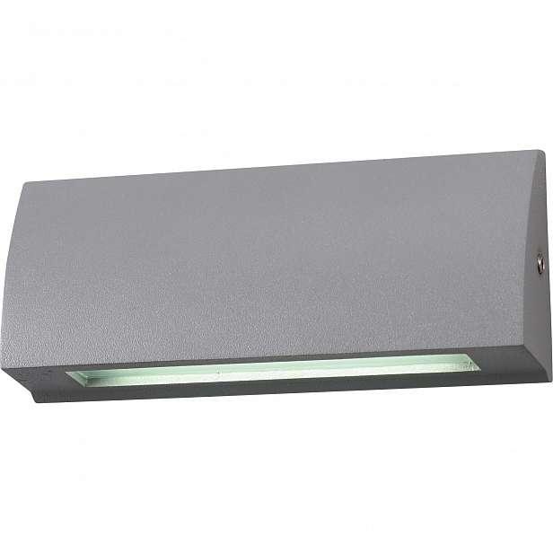Svítidlo LED Greenlux Step, 4000K, 3,5W, šedá