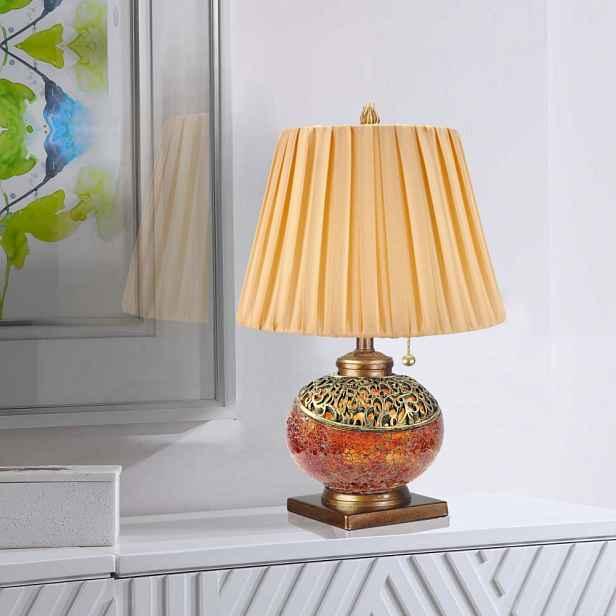 Stolní lampa DH001 Dekorhome