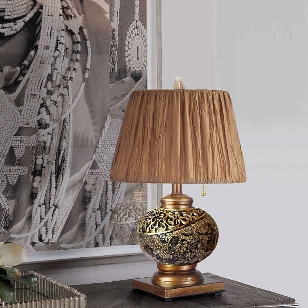 Stolní lampa DH015 Dekorhome