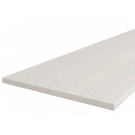 Pracovní deska borovice bílá 8547, tloušťka 28 mm, 40 cm