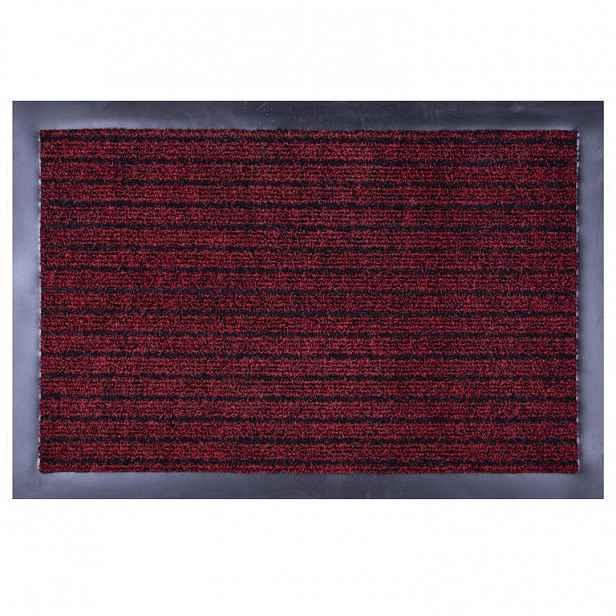 Zátěžová rohožka DuraMat vínová 40 x 60 cm