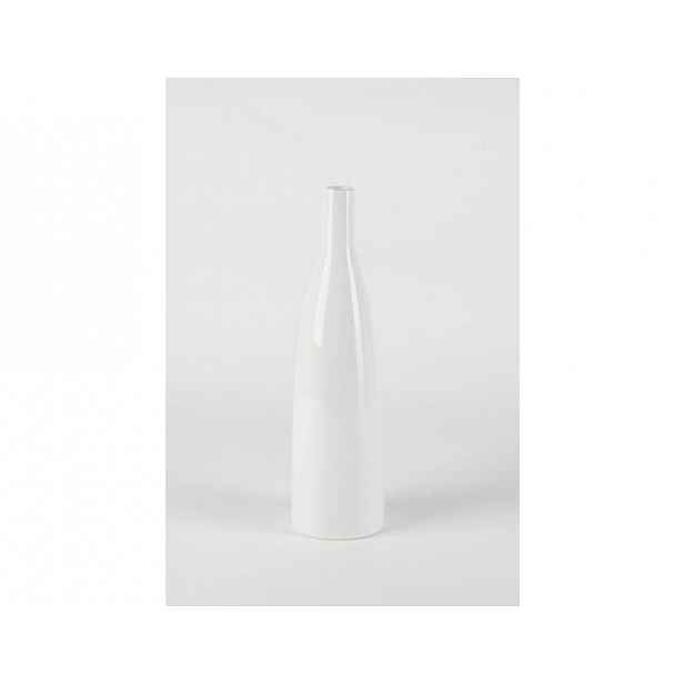 Keramická váza Smart, bílá