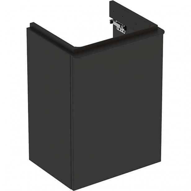 Koupelnová skříňka pod umyvadlo Geberit Smyle Square 44,2x62x35,6 cm láva 500.350.JK.1