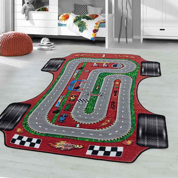 Vopi Kusový koberec SPORŤÁK 80 x 120 cm