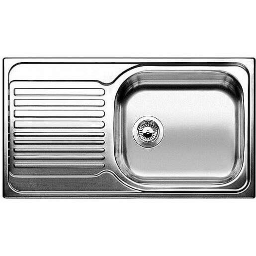 Dřez Blanco TIPO XL 6 S nerez kartáčovaný 511908