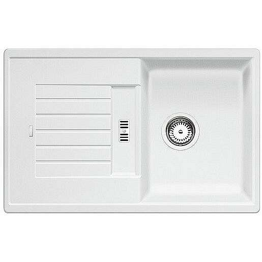 Dřez Blanco Zia 45 S bílá 514726