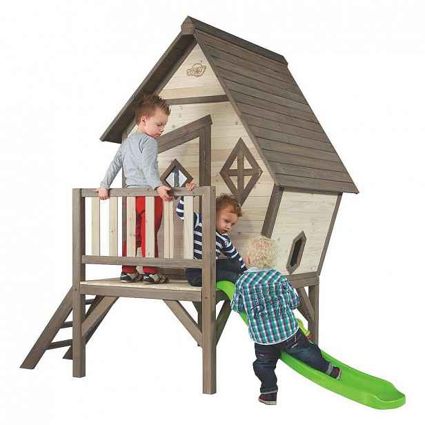 Domek Na Hraní Plaxhouse Cabin Xl