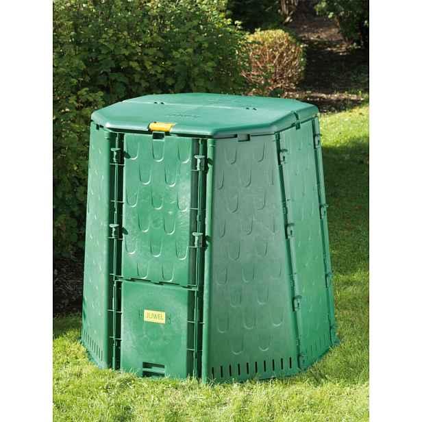 Kompostér 890l plast Dekorhome