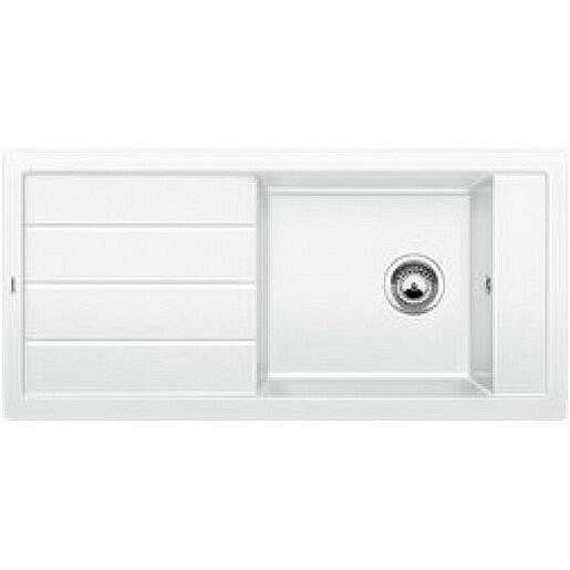 Dřez Blanco Mevit XL 6 S bílá 518357