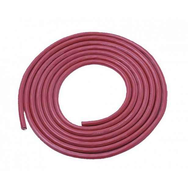Silikonový kabel 2,5 mm / 3 m pro kamna Dekorhome