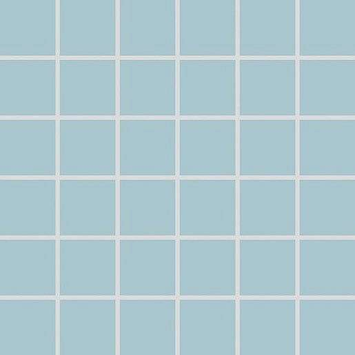 Mozaika Rako Color Two světle modrá 30x30 cm mat GDM05003.1