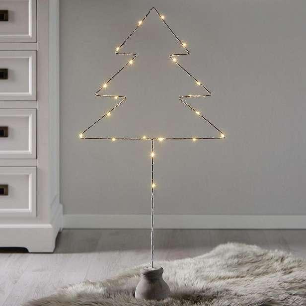 Dekorační Strom S Led 83 Cm Thorben