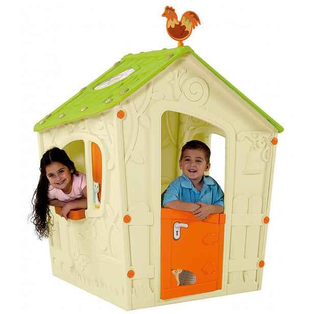 MAGIC PLAY HOUSE domeček - béžový Keter