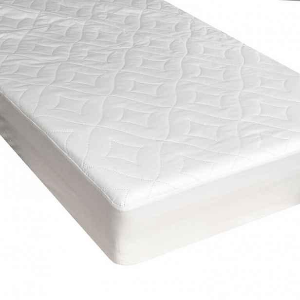 Concept Prošívaný chránič matrace celokrycí 160 x 200 cm