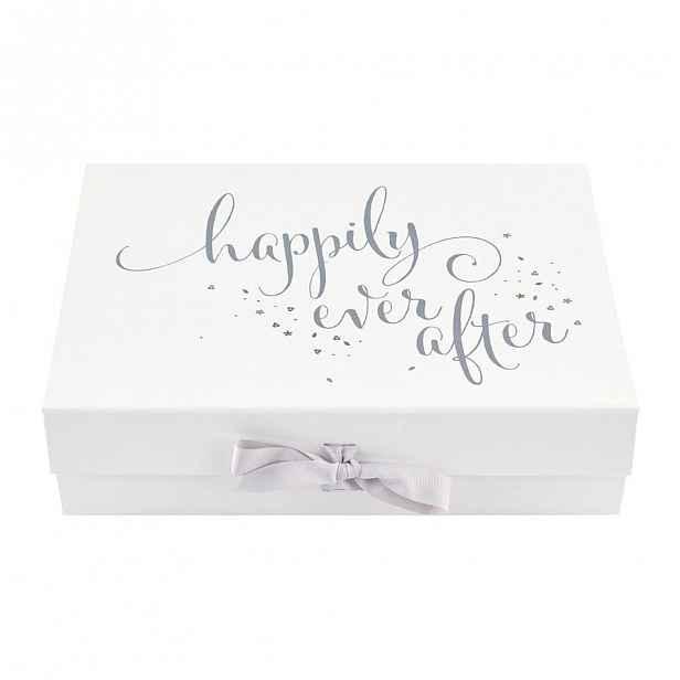 Krabice na svatební nezbytnosti BusyB