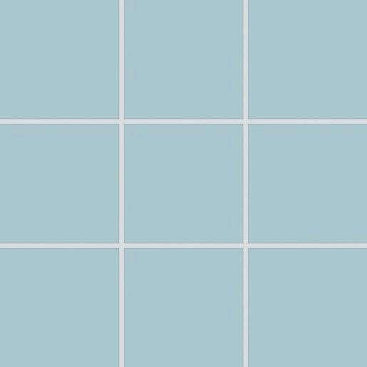Mozaika Rako Color Two světle modrá 10x10 cm mat GAA0K003.1