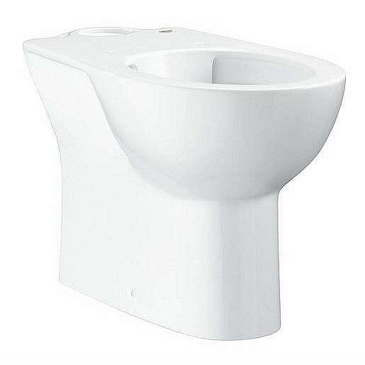 Wc stojící Grohe Bau Ceramic alpská bílá spodní odpad 39429000