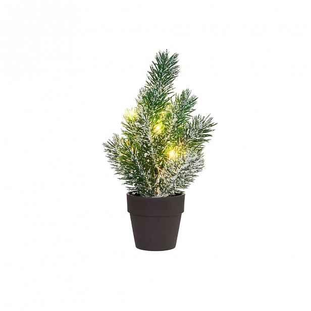 Butlers TREE OF THE MONTH LED stromek mini 22 cm - zelená