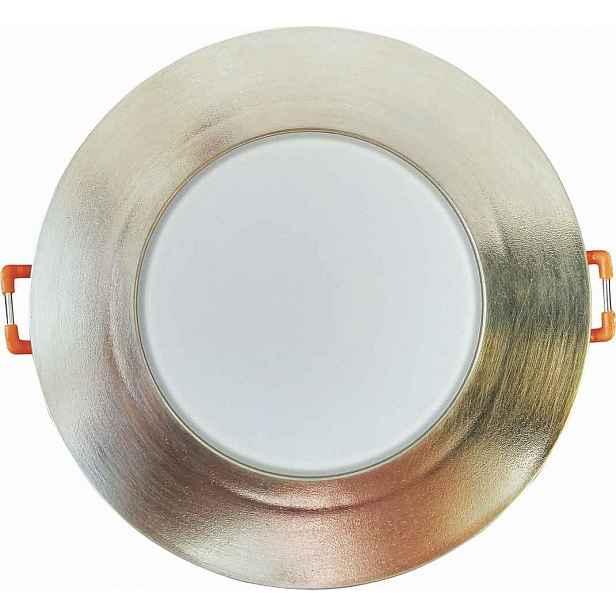 Svítidlo LED Greenlux Bono-R, 4 000 K, matný chrom