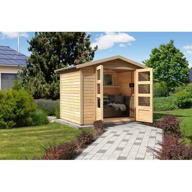 Dřevěný zahradní domek 246 x 246 cm