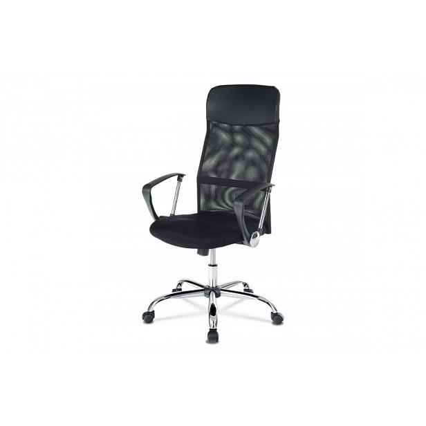 Kancelářská židle KA-E305 BK černá Autronic