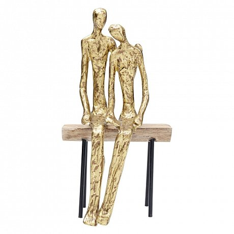 Dekorativní soška Kare Design Couple In Love
