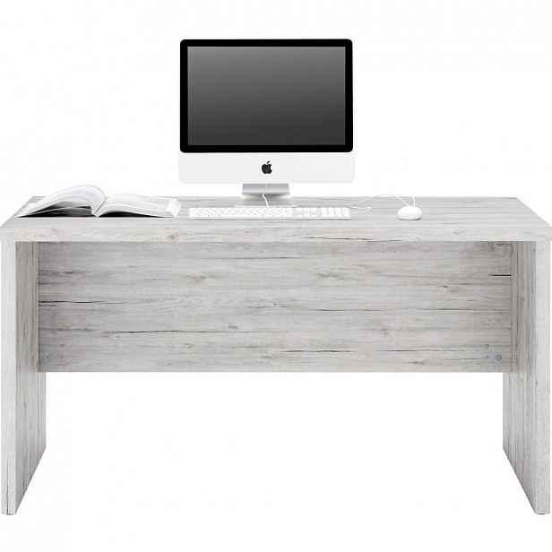 XXXLutz PSACÍ STŮL, šedá Mömax modern living - Psací stoly - 002593001502