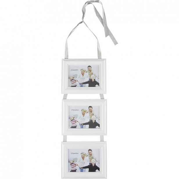 XXXLutz FOTORÁMEČKY NA PROVÁZKU, 3 foto, 23,5/76 cm Ambia Home - Fotorámečky & obrazové rámy - 0031690222