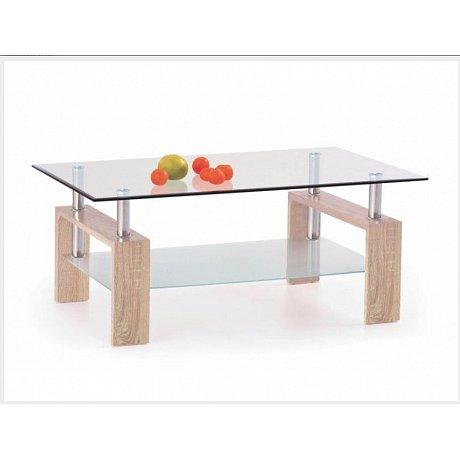 Konferenční stolek DIANA H, dub sonoma
