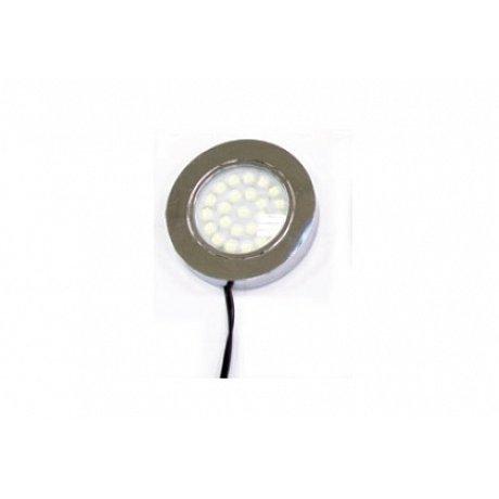 OSVĚTLENÍ LED – ROUND DY, samostatné svítidlo, barva světla teplá