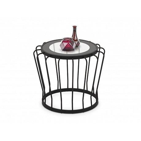 Odkládací stolek AVIVA, černá