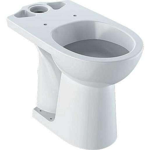 WC kombi, pouze mísa Geberit Selnova zadní odpad 500.284.01.1