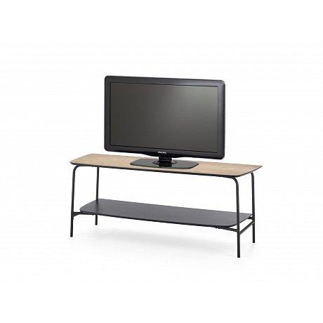 Televizní stolek GENUA RTV-1, jasan/černá