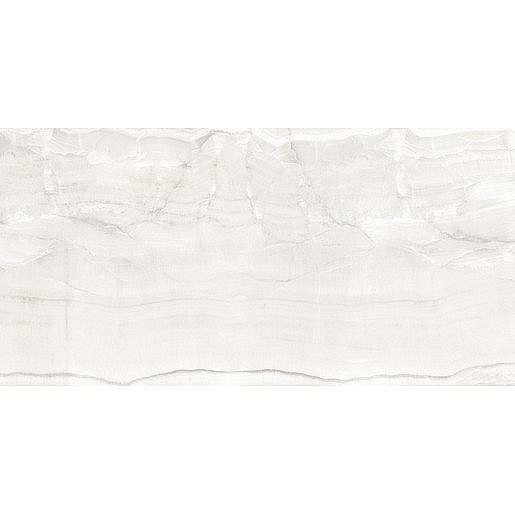 Dlažba Graniti Fiandre Marmi Maximum Bright Onyx 150x300 cm pololesk MMS2461530