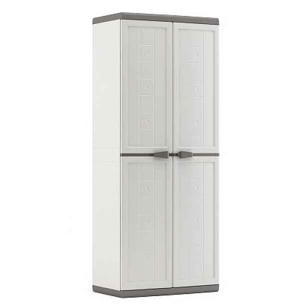 JOLLY HIGH zahradní skříňka KIS - bílá