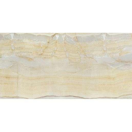 Dlažba Graniti Fiandre Marmi Maximum Gold Onyx 150x300 cm leštěná MML2561530